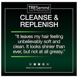 Tresemme Cleanse And Replenish Conditioner For Men And Women, Remoisturises And Softens All Hair Types And Colours, Large Pack (900ml), Pack of 2