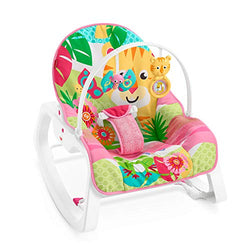 Fisher-Price Infant-to-Toddler Rocker, 3.08 kg, GNV70