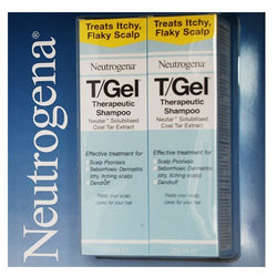 Neutrogena T/Gel Therapeutic Shampoo, 250 ml, Pack of 2