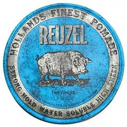 Reuzel Blue Strong Hold Water Soluble, 113 g
