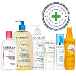 Bioderma Adult Skin Care, 400 g