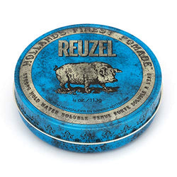 Reuzel Blue Strong Hold High Sheen Pomade S-R1-001-01
