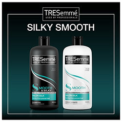 Tresemme Hydrating Conditioner For Men And Women, Professional Salon Silk Finish For All Hair Types And Colours, Large Pack (2 x 900ml)