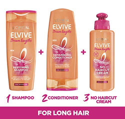 L'Oreal Elvive Dream Lengths Long Hair Mask for Long Damaged Hair 300ml