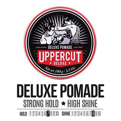 Uppercut Deluxe Pomade 3.5oz/100g