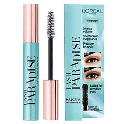 L'Oreal Paris Paris Paradise Mascara Waterproof, Black
