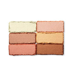Born to glow highlighting palette.