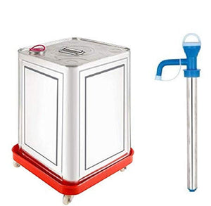 Oil Pump Manual Hand Oil Pump for Kitchen Oil Dispenser