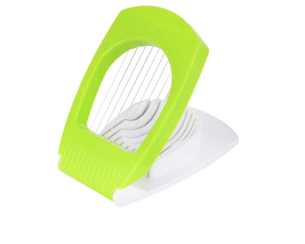 Multi Purpose Egg Cutter/Slicer with Stainless Steel Wires
