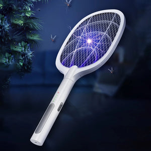 Mosquito Killer Racket with USB Charging