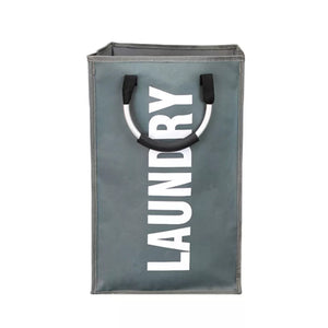 olding Laundry Bag for Clothes, Round Collapsible Storage Basket