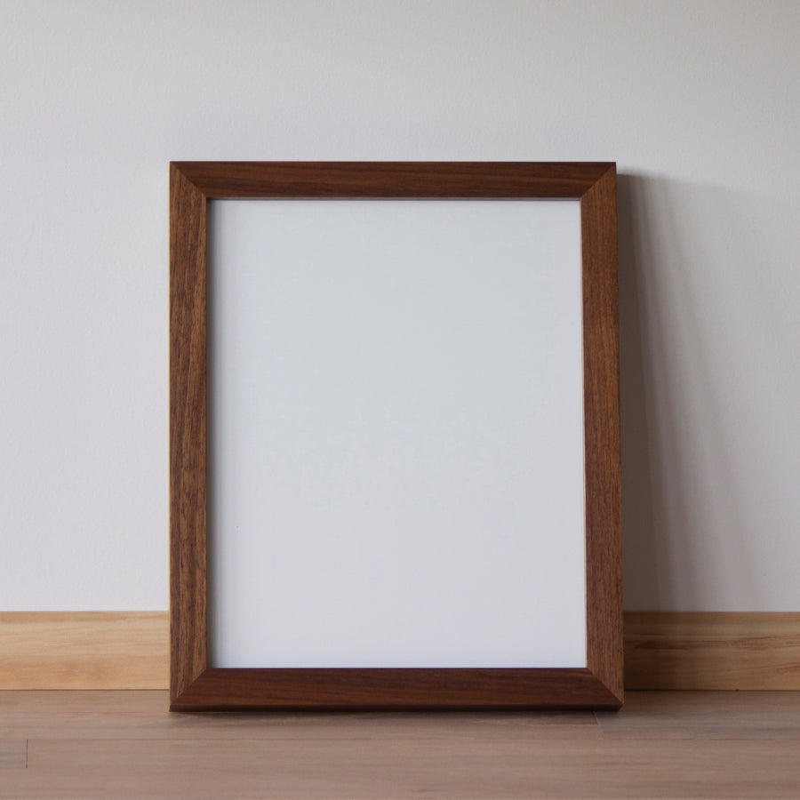 Walnut Gallery Frame