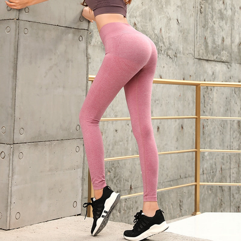 The Vital Seamless Leggings - Bodyfitfab
