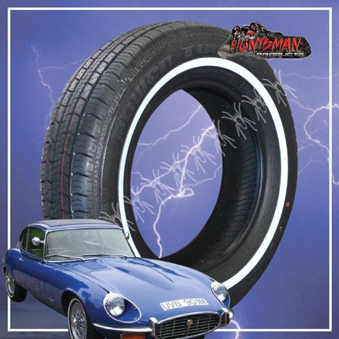 175/75R14 SURETRAC WHITEWALL TYRE
