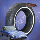 175/70R14 SURETRAC WHITEWALL TYRE. 175 70 14