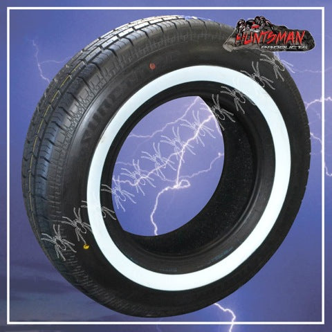 225/75R15 SURETRAC WHITEWALL TYRE