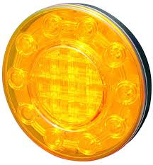 Roadvision BR120AC Indicator Round LED Light