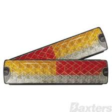 Roadvision Stop/Tail/Indicator/Reverse LED Trailer Truck Rear Strip Light Lamp