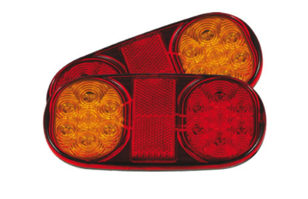 Roadvision BR202 Boat Trailer Combination Lights. 1 Pair