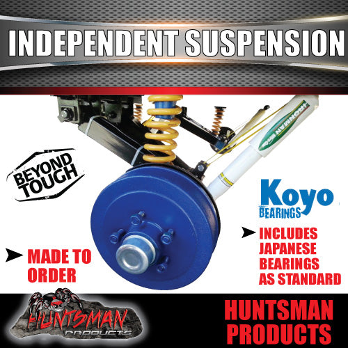 1200Kg Off Road Independent Suspension