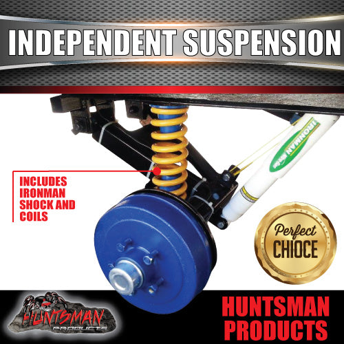 2000Kg Off Road Independent Suspension