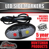 Roadvision clearance LED Side Marker Light 0.5m Cable