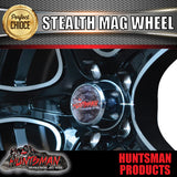 13X5 HT Holden Stealth Alloy Mag Wheel