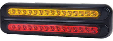 Roadvision LED Combination Rear Ultra Slim Strip Light