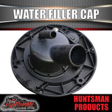 lockable caravan water tank filler cap