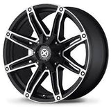 AMERICAN RACING 18X8.5 ATX AXE ALLOY MAG WHEEL PVD FINISH
