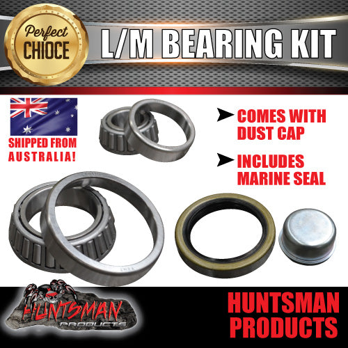 X1 LM HOLDEN SIZE TRAILER BEARING KIT
