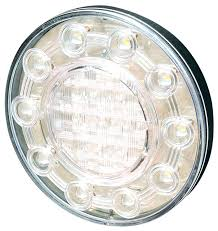 Roadvision BR120WC Reverse Round LED Light