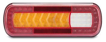 Roadvision led Sequential Combination Rear Light