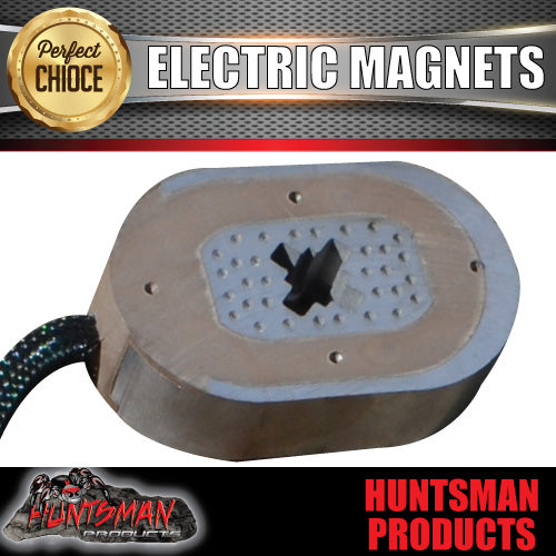 4x Trailer Electric Brake Magnets Suit 10