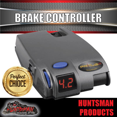 TEKONSHA IQ ELECTRIC BRAKE CONTROLLER & WIRING KIT