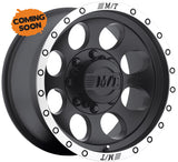 15X10 MICKEY THOMPSON CLASSIC BAJA LOCK ALLOY MAG WHEEL.