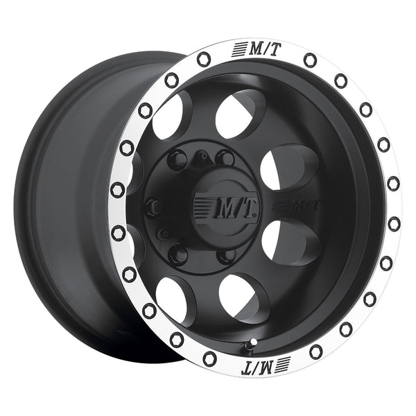 15X8 MICKEY THOMPSON CLASSIC BAJA LOCK ALLOY MAG WHEEL.