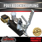 HYDRAULIC OFF ROAD OVERRIDE POLY BLOCK COUPLING KIT