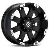 AMERICAN RACING 17X8 ATX CRAWL ALLOY MAG WHEEL