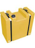 75 LITRE UPRIGHT DIESEL TANK WITH MOUNT KIT