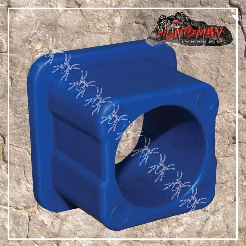 X4 HUNTSMAN PRODUCTS CARAVAN TRAILER INDEPENDENT SUSPENSION NEOPRENE BUSHES 40mm x 40mm