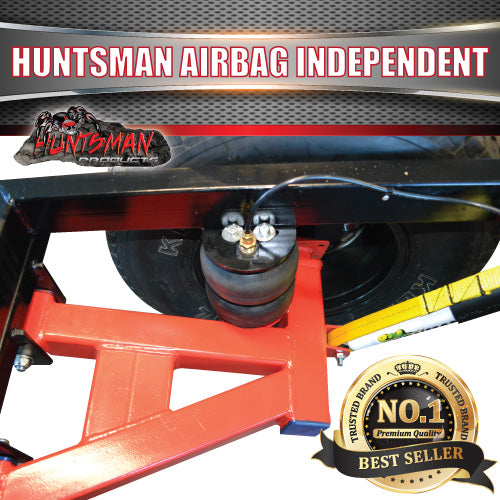 4500KG Tandem Off road Air Bag Independent Suspension
