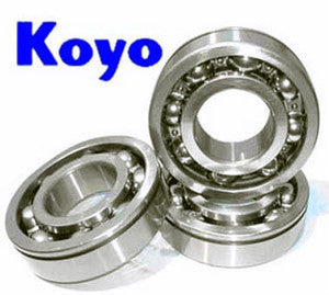 UPGRADE TO JAPANESE BEARING KIT. SINGLE AXLE. LM OR S/L BEARINGS