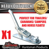 x1 Heavy Duty Over Centre Fastener Lock (Weld On)