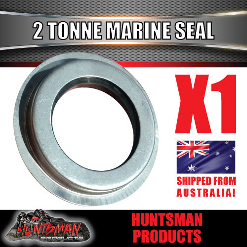 x1 2 Tonne Stainless Trailer Marine Seal suit 30210 Inner Bearing.