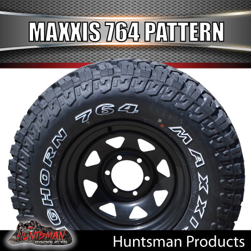 225/75R16 L/T MAXXIS BIGHORN MT764 ON 16