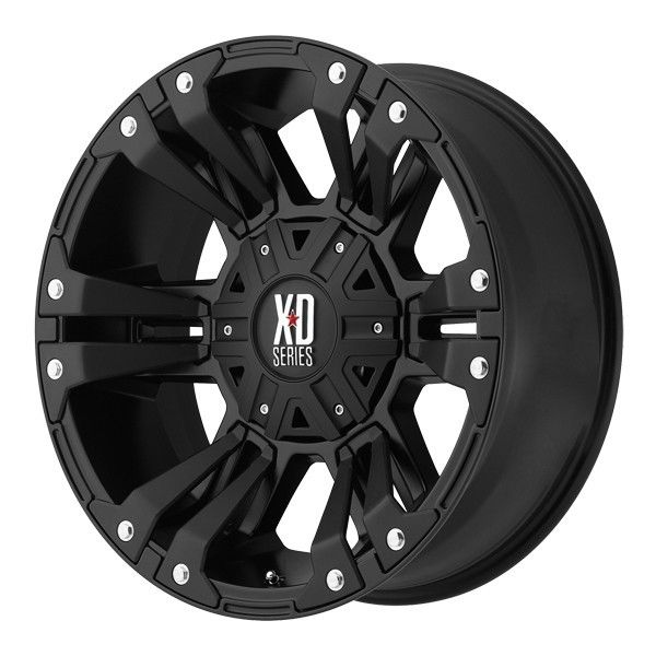 KMC XD Series MONSTER 2 20x9 Alloy Mag Wheel +18