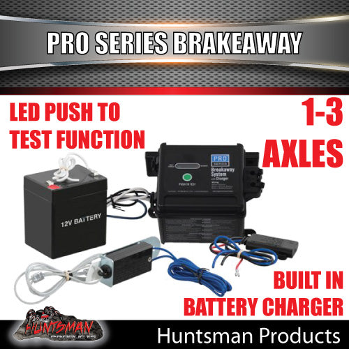 Pro Series Breakaway Unit System & Battery.