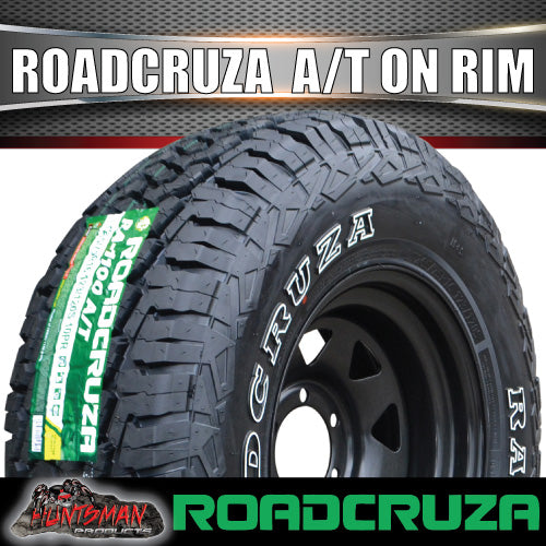35X12.5R17 RA1100 Roadcruza on 17