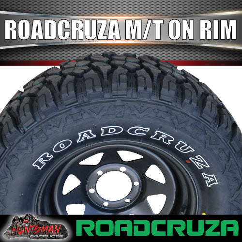 31X10.5R15L/T Roadcruza Mud tyre on 15